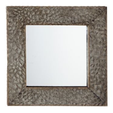 Gold Diamond Wall Mirror