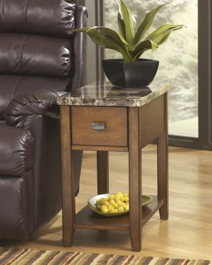 Breegin Chair-side End Table