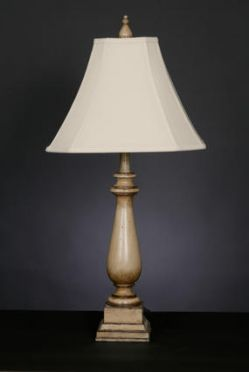 Athens Ivory Lamp