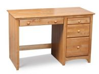 Alder 4-Drawer Desk