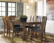 Ralene Butterfly Extension table and chairs