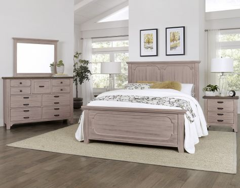 Bungalow Folkstone Panel Bed
